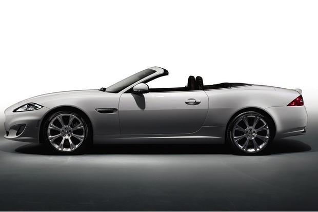 2013 Jaguar XK: New Car Review featured image large thumb3