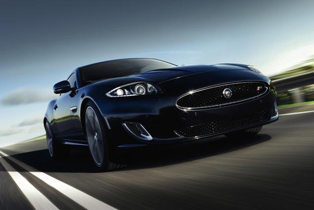 2014 Jaguar XK: New Car Review