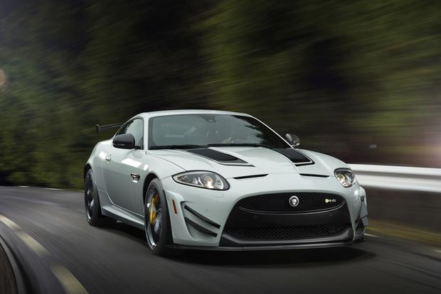 2014 Jaguar XK: New Car Review featured image large thumb2