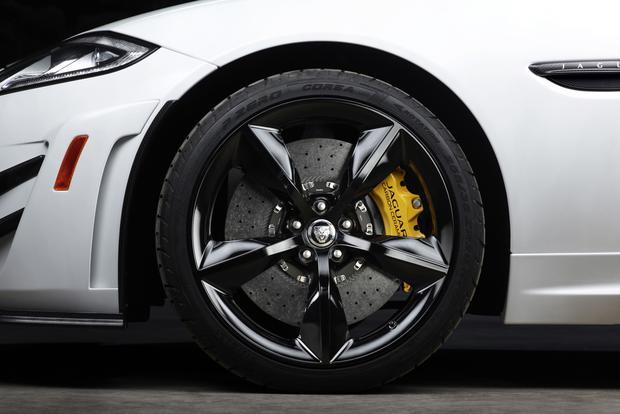 2014 Jaguar XK: New Car Review featured image large thumb3