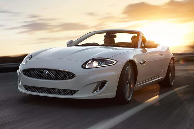 2015 Jaguar XK: New Car Review featured image large thumb5