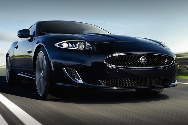 2015 Jaguar XK: New Car Review Featured Image Large Thumb0