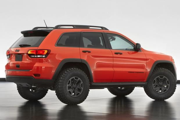Off Road Jeep Patriot 6 New Jeep Vehicles Debut at Moab - Autotrader