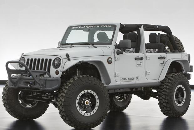 Jeep New Model >> 6 New Jeep Vehicles Debut At Moab Autotrader