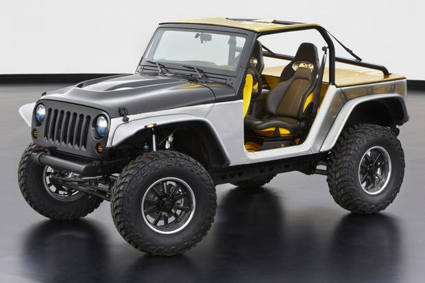 New Jeep Models >> 6 New Jeep Vehicles Debut At Moab Autotrader