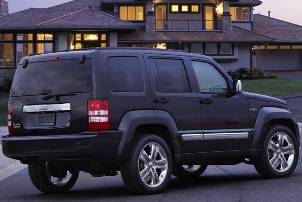 2012 Jeep Liberty Vs 2014 Jeep Cherokee Autotrader