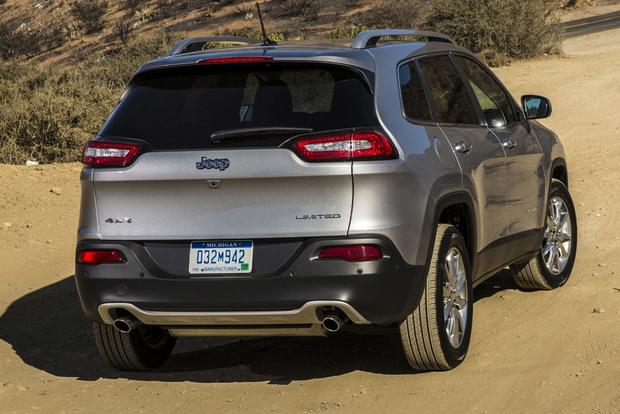 2014 Jeep Cherokee: New Car Review featured image large thumb1