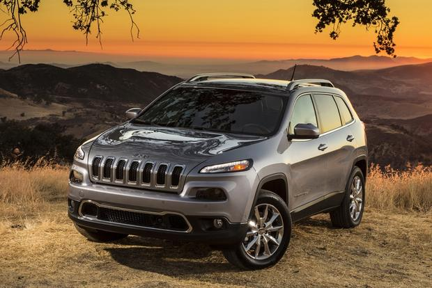 2014 Jeep Cherokee: New Car Review featured image large thumb0