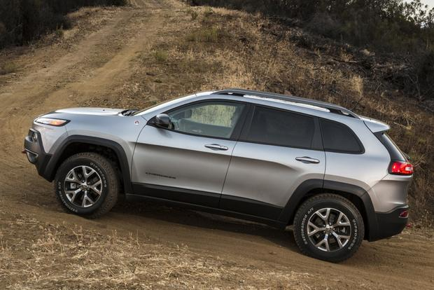 2014 Jeep Cherokee: New Car Review featured image large thumb6