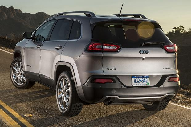 2015 Jeep Cherokee: New Car Review featured image large thumb2