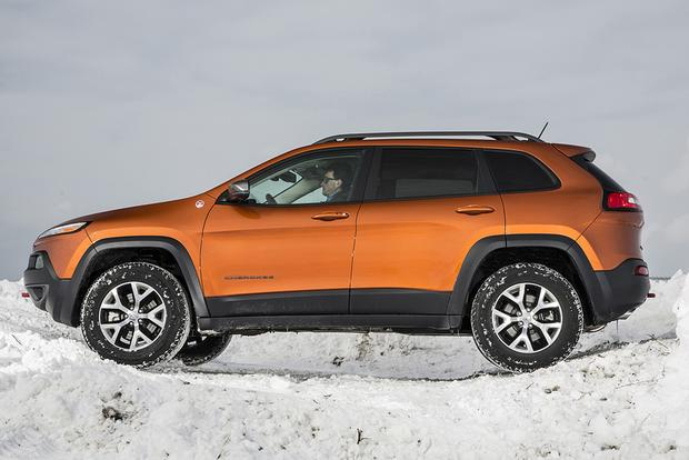 2015 Jeep Cherokee: New Car Review featured image large thumb4