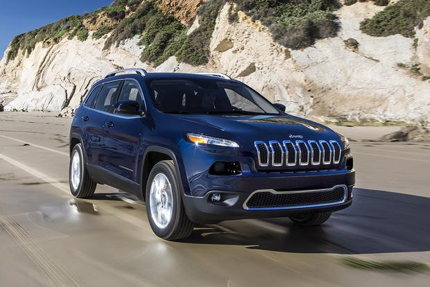 2018 Jeep Cherokee: New Car Review featured image large thumb1