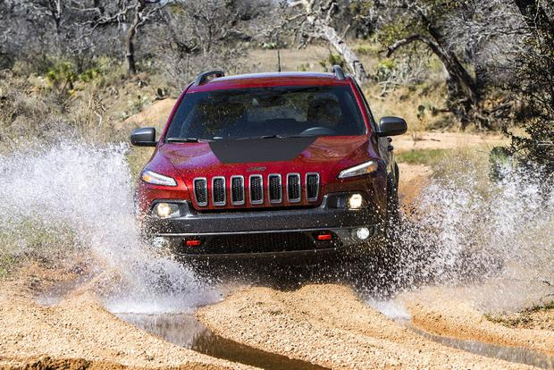2018 Jeep Cherokee: New Car Review featured image large thumb5