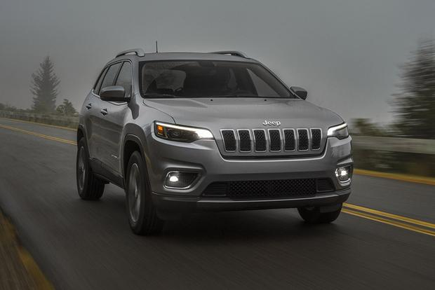 2019 Jeep Cherokee: First Drive Review