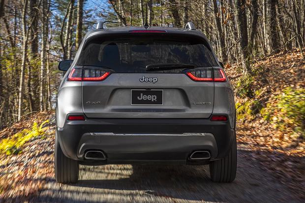 2019 Jeep Cherokee: New Car Review featured image large thumb1