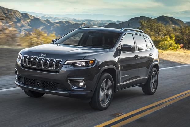2019 Jeep Cherokee: New Car Review featured image large thumb0