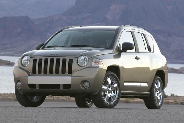 2007 Jeep Compass: Used Car Review featured image large thumb0