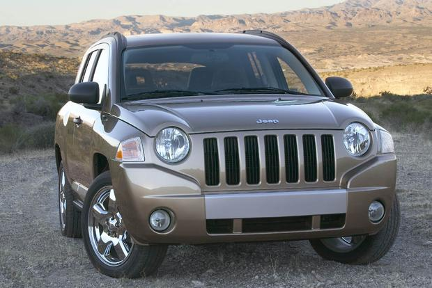2007 Jeep Compass: Used Car Review featured image large thumb2