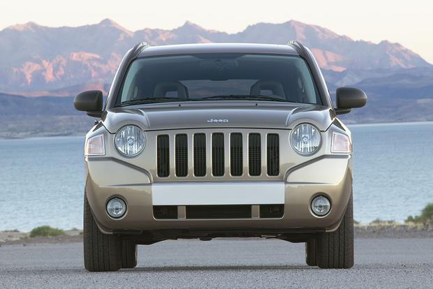 2007 Jeep Compass: Used Car Review featured image large thumb5