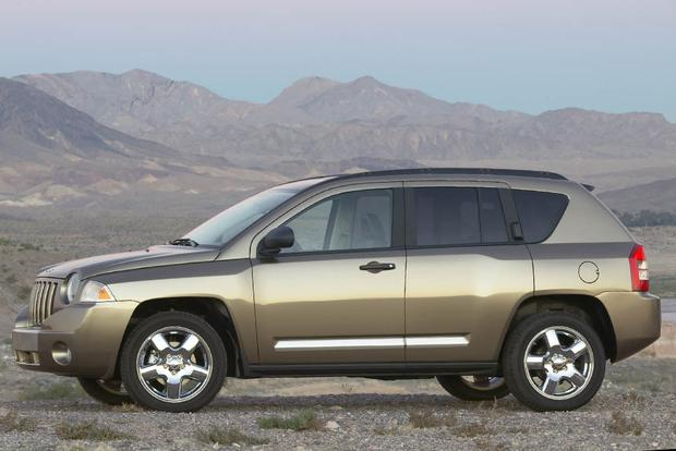 2008 Jeep Compass: Used Car Review Featured Image Large Thumb0