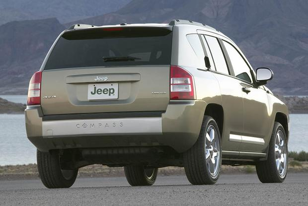 Lovely 2008 Jeep Compass: Used Car Review Featured Image Large Thumb2