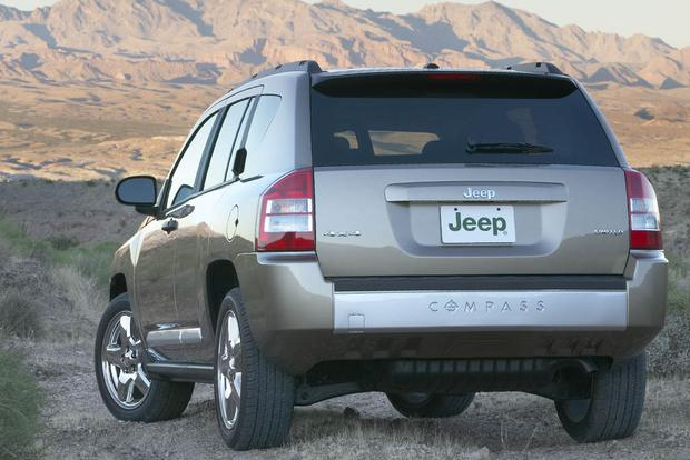 Marvelous 2008 Jeep Compass: Used Car Review Featured Image Large Thumb4