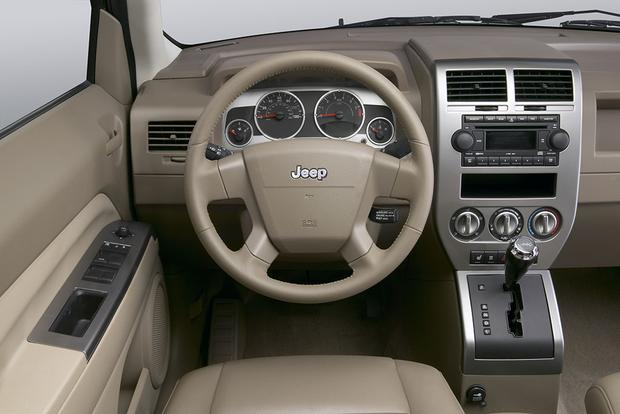 Delightful 2008 Jeep Compass: Used Car Review Featured Image Large Thumb6