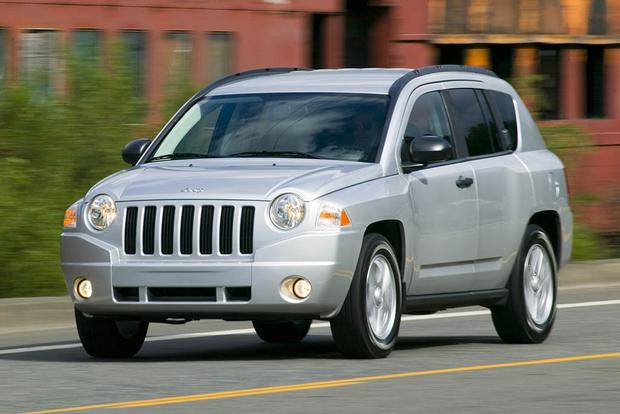 Used Car Review. 2009 Jeep Compass: ...