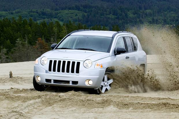 2009 Jeep Compass: Used Car Review featured image large thumb1