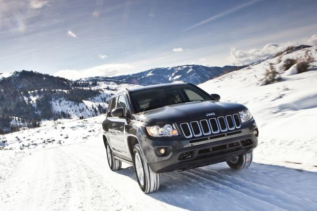 2011 Jeep Compass: Used Car Review featured image large thumb2