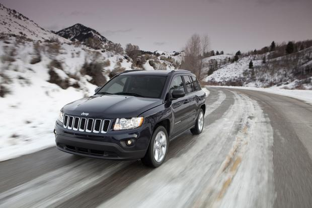 2013 Jeep Compass: OEM Image Gallery featured image large thumb4