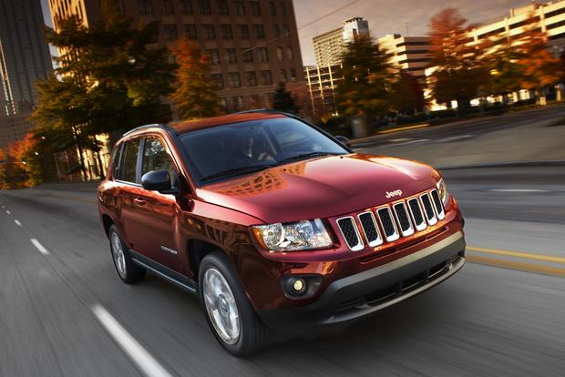 2013 Jeep Compass: New Car Review featured image large thumb0