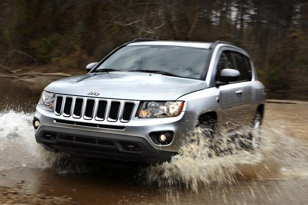 2013 Jeep Compass: New Car Review featured image large thumb1