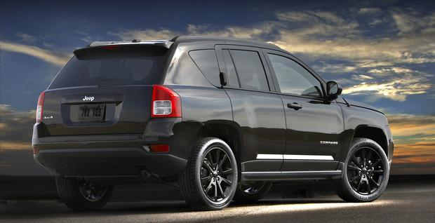 2013 Jeep Compass: New Car Review featured image large thumb2