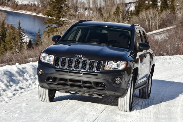 2013 Jeep Compass: New Car Review featured image large thumb4