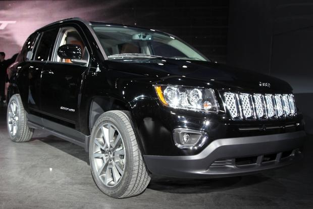 2014 Jeep Compass: detroit Auto Show