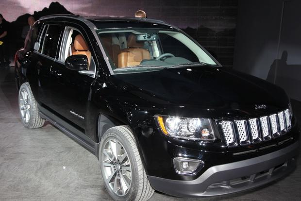2014 Jeep Compass: Detroit Auto Show featured image large thumb2