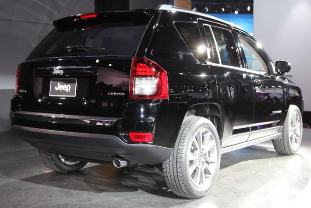 2014 Jeep Compass: detroit Auto Show featured image large thumb5