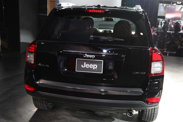 2014 Jeep Compass: detroit Auto Show featured image large thumb6