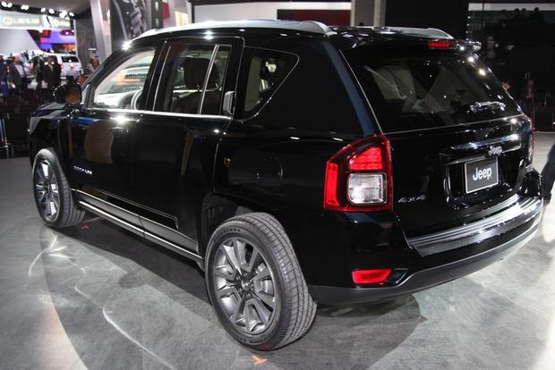 2014 Jeep Compass: detroit Auto Show featured image large thumb7