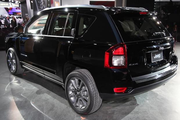 2014 Jeep Compass: detroit Auto Show featured image large thumb8