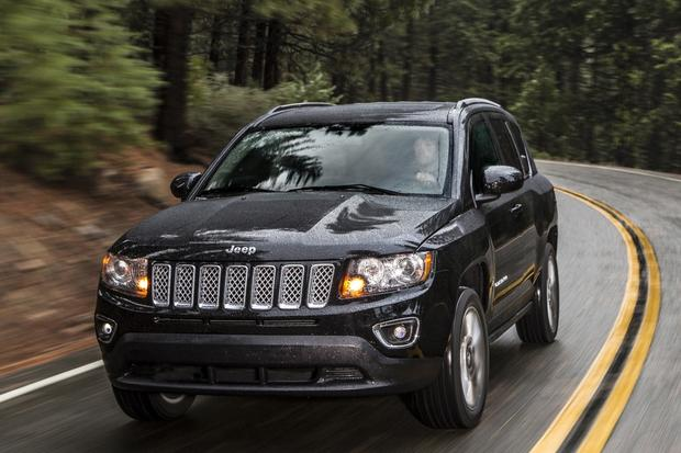 Jeep Compass New Car Review Autotrader