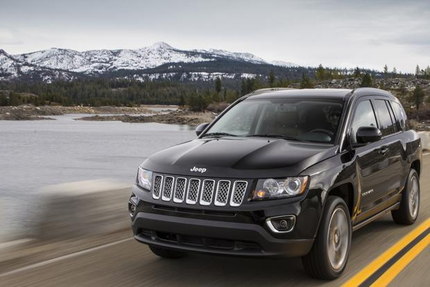 2014 Jeep Compass: New Car Review featured image large thumb1