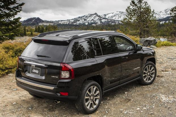 2014 jeep compass new car review autotrader. Black Bedroom Furniture Sets. Home Design Ideas