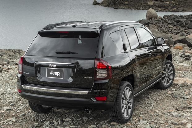 2014 Jeep Compass: New Car Review featured image large thumb4