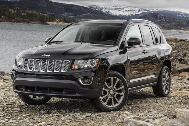 2015 Jeep Compass: New Car Review featured image large thumb0