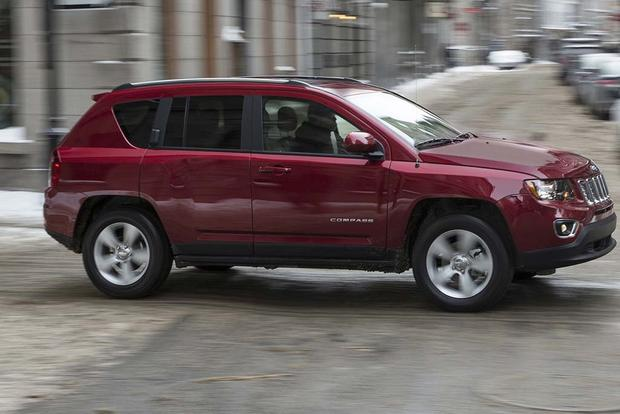 2016 Jeep Compass: New Car Review featured image large thumb1