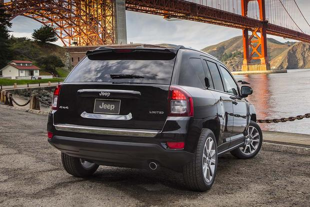 2016 Jeep Compass: New Car Review featured image large thumb2