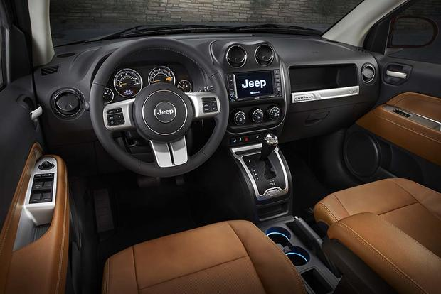 2016 Jeep Compass: New Car Review featured image large thumb3