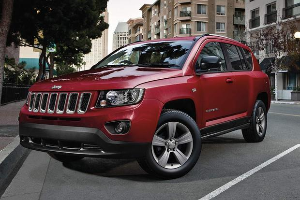 2016 jeep compass new car review autotrader. Black Bedroom Furniture Sets. Home Design Ideas